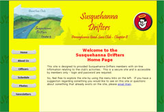 Susquehanna Drifters Home Page